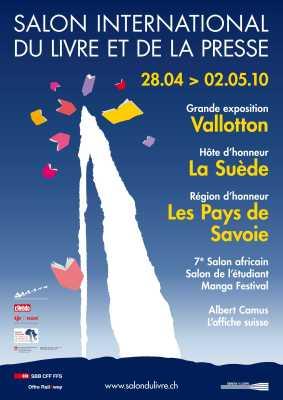 Salon du livre et de la presse de gen ve 2010 les actus - Salon du livre et de la presse jeunesse ...